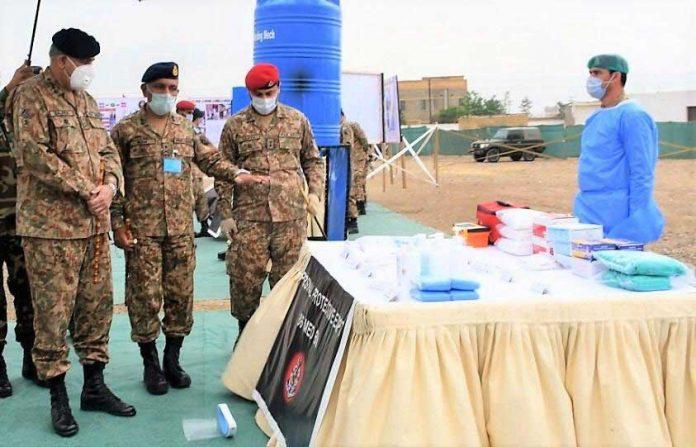 COAS visits Southern Command, terms Balochistan as Pakistan's future