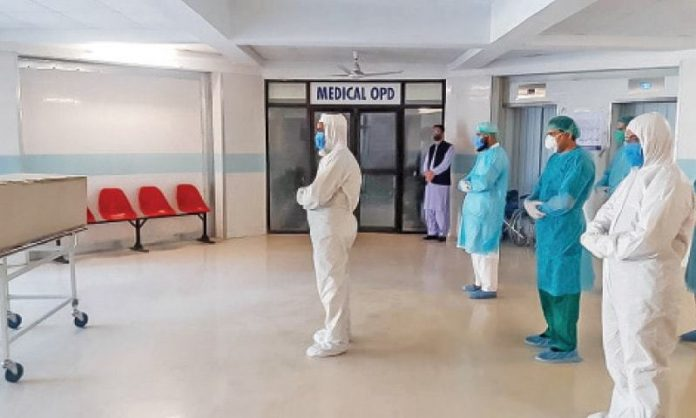 Pakistan reports lowest coronavirus deaths in over a month