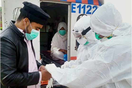Pakistan reports 69 deaths by Coronavirus, 2,769 news cases in one day