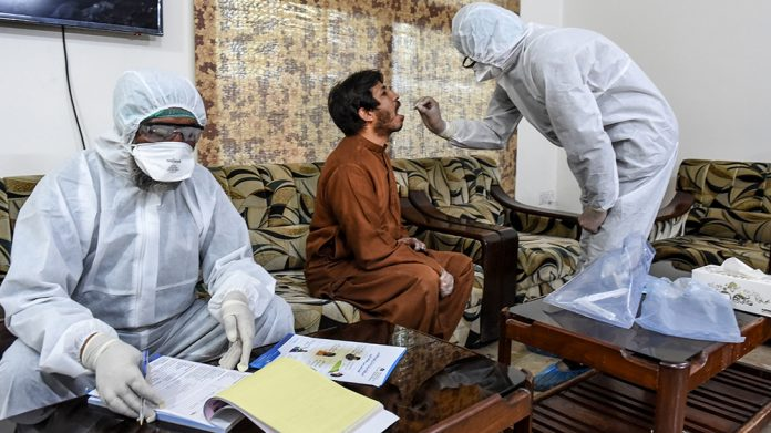 Pakistan's coronavirus deaths surge to 1,317 as infected cases escalate to 64,028