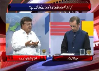 Cross Talk with Syed Wiqas Shah   4th May 2020   Khyber News