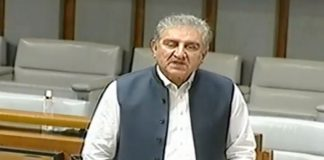 Govt has no intention to completely roll back 18th Amendment: FM Qureshi