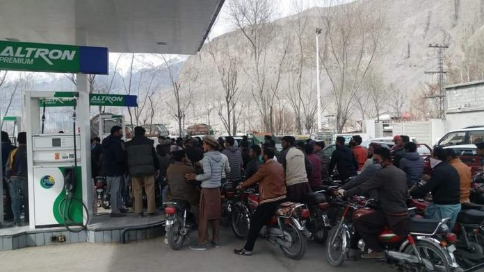 Gilgit-Baltistan decides easing COVID-19 lockdown measures till Eid
