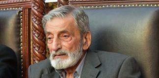 ANP leader Ghulam Ahmed Bilour diagnosed with coronavirus