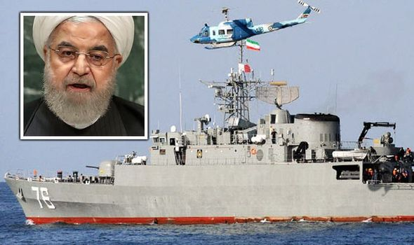 19 killed as Iran warship accidentally'hit by missile' during exercises: Iranian army