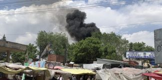 Gunmen attack Afghan hospital where aid group runs a clinic; 8 killed