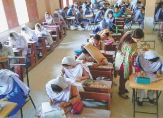 Sindh govt decides to cancel matric, inter examinations