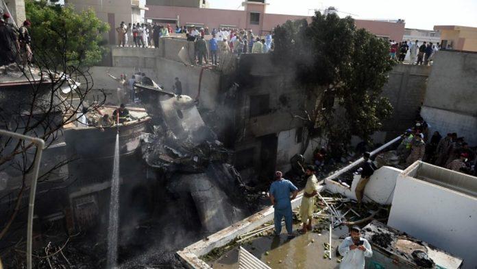 Airbus investigation team completes initial probe into PIA plane crash