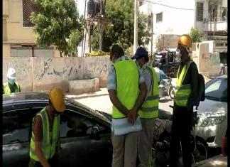 PIA special team inspects plane crash site in Karachi