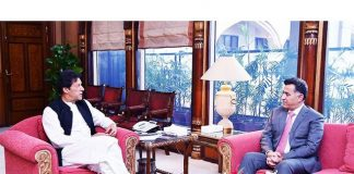 PM Imran, DG ISI discuss national security, Indian aggression