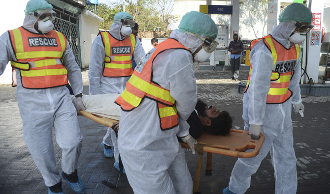 Pakistan reports 68 more COVID-19 deaths as cases surge to 89,249