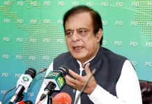 Govt to launch projects worth Rs400 bln in construction sector: Shibli Faraz