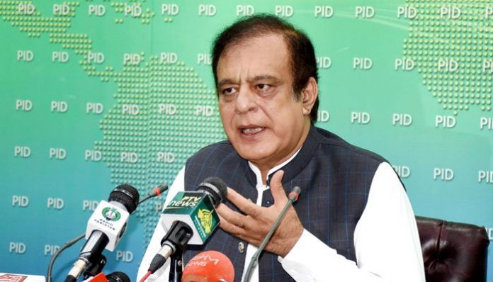 Previous govt's political recruitment destroyed state institutions: Shibli Faraz