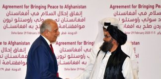 Afghan Taliban leader says committed to deal with US