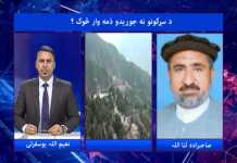 The road problem of upper deer road | Front Page | 29 June 2020 | Khyber News