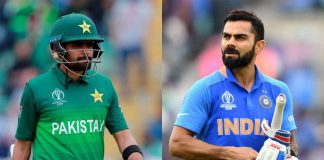 Pakistan's captain Babar Azam wants to emulate Indian skipper Kohli