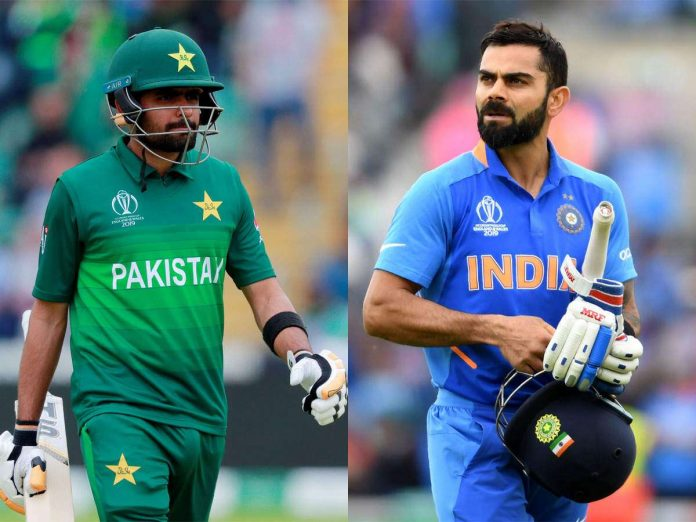 Pakistan's captain Babar Azam wants to emulate Indian skipper Kohli