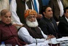 Maulana Fazlur Rehman to chair opposition APC on July 9 in Karachi