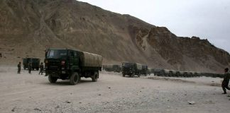 Three Indian soldiers killed in clash with Chinese troops on border