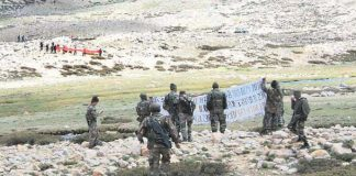 20 Indian soldiers including colonel killed by Chinese troops in Ladakh