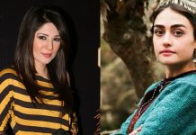 Ayesha Omar eagerly waiting to welcome Ertugrul actress in Pakistan