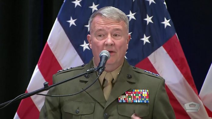 US has cut troops in Afghanistan to agreed level: General McKenzie