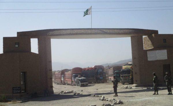 Pak-Afghan border terminal at Ghulam Khan crossing opened for trade