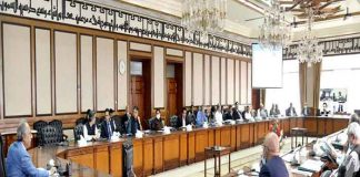 ECC approves Rs100 million for NDMA to fight locust invasion