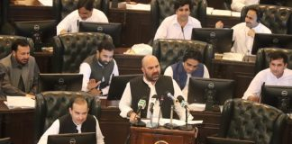 KP govt presents Rs923bn budget, with maximum allocation for health