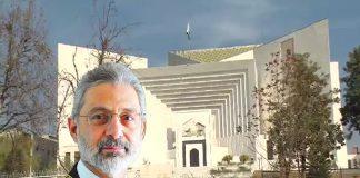 Supreme Court reserves verdict in Justice Qazi Faez Isa case