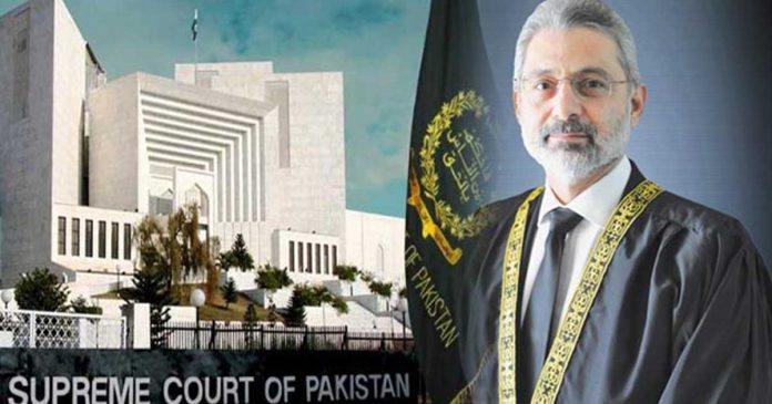 Pakistan Bar Council to file review petition in Justice Faez Isa case
