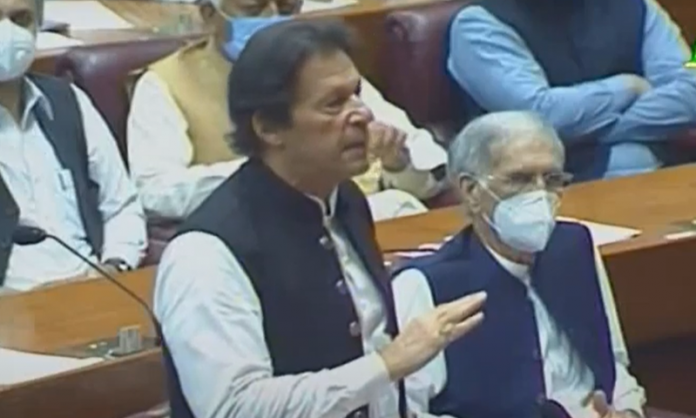 Pakistan Stock Exchange attack was planned in India: PM Imran