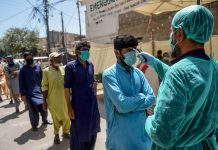 Pakistan reports 67 deaths by coronavirus, 2,165 cases in last 24 hours