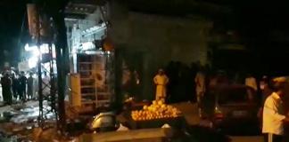 Blast leaves one dead, 10 injured in Rawalpindi's Saddar area