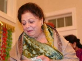Pakistan's legendary actor Sabiha Khanum passes away at 85