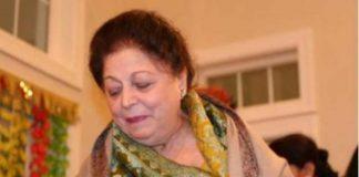 Pakistan's legendary actor Sabiha Khanum passes away at 85