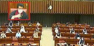 Chairman Senate forwards Pakistan Steel Mills matter to relevant committee