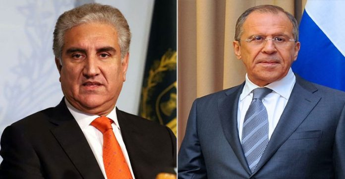 Pakistan, Russia agree to take forward important bilateral agenda
