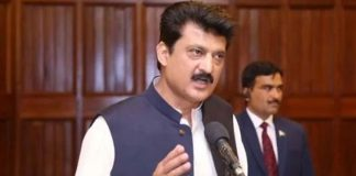 Dr. Shahzad Waseem appointed as Leader of the House in Senate