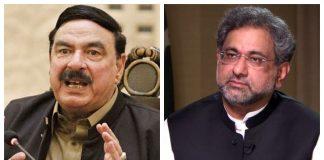 Sheikh Rashid, Khaqan Abbasi test positive for Coronavirus
