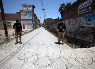 Smart lockdown lifted in more areas of Peshawar after decline in COVID-19 cases