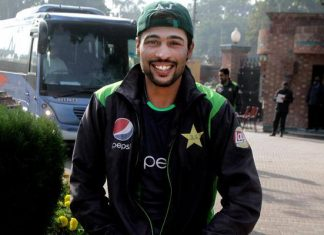 Mohammad Amir departs for England to join Pakistan squad