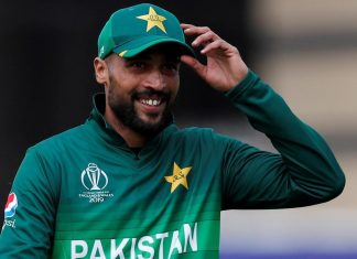Mohammad Amir raring to join Pakistan team in England as he tests negative for COVID-19 second time