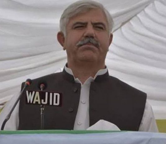 CM inaugurates specialized hospital for coronavirus patients in Peshawar