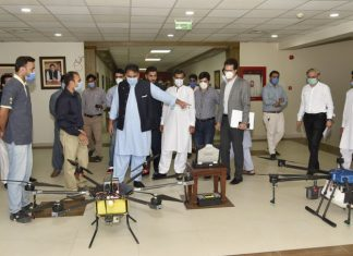 Pakistan prepares drones for agriculture sector: Fawad Chaudhry