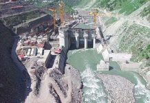 KP Govt expedites work on construction of seven hydel power projects
