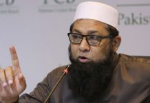Inzamam asks Misbah to step down from one position