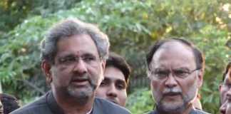 PM Imran should resign as he failed to smoothly run govt: Khaqan Abbasi