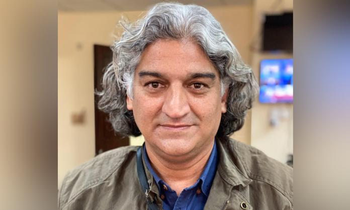 Abducted journalist Matiullah Jan returns home