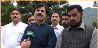 Nawaz Sharif has fled and Maulana Fazl Rehman failed,Shoukat yousafzai